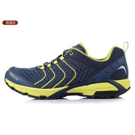探路者/TOREAD新款男士休闲运动户外舒适徒步鞋旅行鞋TFAD81315