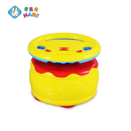 吉蒂兔儿童益智早教可充电拍拍鼓宝宝手拍鼓音乐故事机婴儿玩具 +8G内存