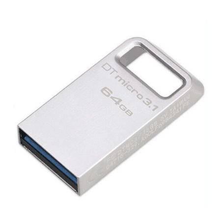 金士顿(Kingston) 新世代USB3.1高速 DTMC3 64GB U盘