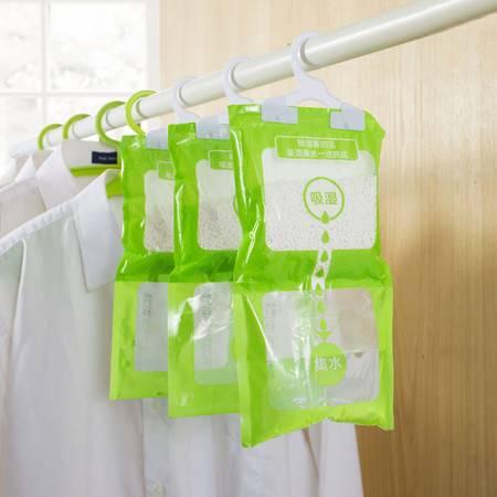 艾多 MULTI-AI  衣服干燥剂 可挂式衣柜防潮袋 除湿剂 衣橱挂吸湿防臭防霉6袋装