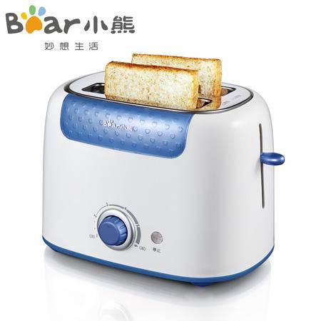 Bear/小熊 多士炉DSL-601全自动土司机烤面包机家用2片早餐吐司