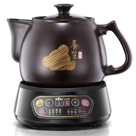 Bear/小熊 JYH-A30A1全自动煎药壶分离式煲汤养生壶智能煮茶壶