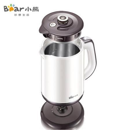 Bear/小熊 ZDH-A12B1不锈钢电热水壶双层保温烧水壶密封防烫隔热