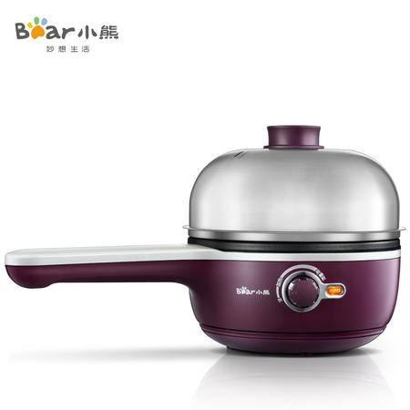 Bear/小熊 ZDQ-207GA 煮蛋器 多功能小熊煎蛋器 不锈钢煎蛋器