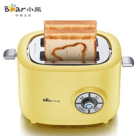 Bear/小熊 DSL-A02G1多士炉 烤面包家用吐司机 全自动早餐烤面包