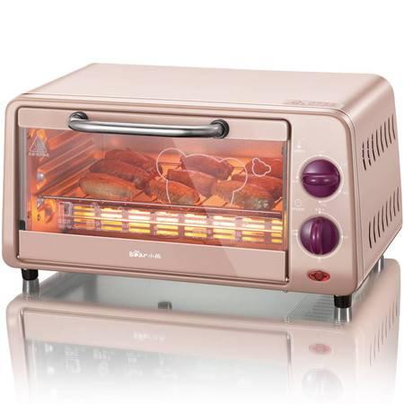 Bear/小熊 DKX-A09A1多功能电烤箱家用烘焙小烤箱迷你蛋糕烤箱