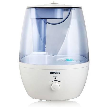 POVOS/奔腾PW113加湿器家用大容量空调办公室卧室加湿器静音迷你香薰净化