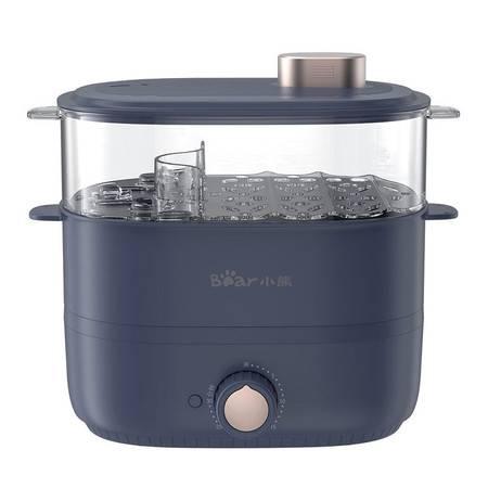 小熊(Bear)煮蛋器双层蒸蛋机定时自动断电早餐机机ZDQ-B06G1