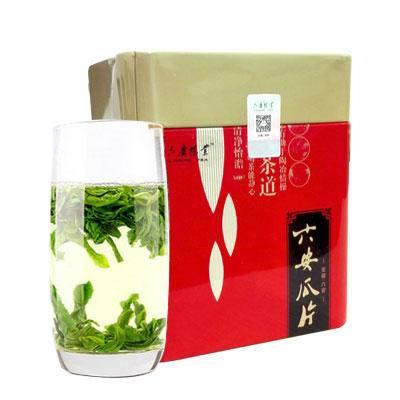 2016新茶 六庆绿茶 六安瓜片绿茶正宗原产地一级100g