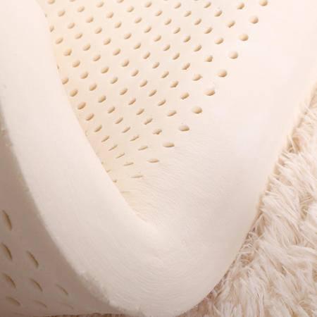 泰国UBREATHING优必思天然乳胶枕成人平型高低枕乳胶枕芯