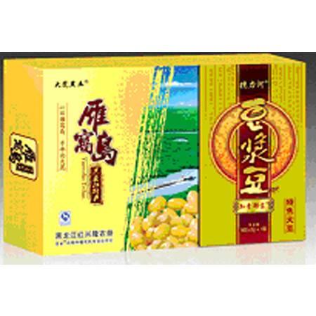 【黑龙江特产】雁窝岛豆浆豆 礼盒装 2400g