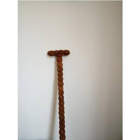 【养生山核桃拐杖】孝敬父母送长辈佳品  核桃拐杖【山核桃拐杖】