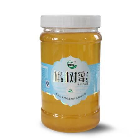 桦森纯天然椴树蜂蜜 500g