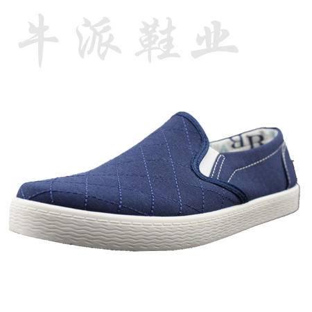 江云飞辉跃春夏季青春潮流休闲鞋男鞋韩版透气鞋子帆布鞋英伦运动板鞋学生鞋牛派