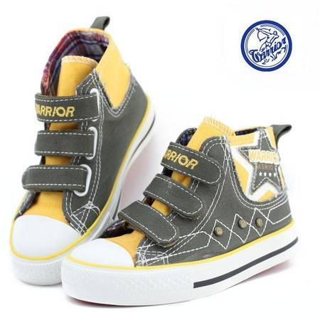 江云飞辉跃一件代发芭芭鸭韩版儿童帆布鞋海绵宝宝品牌童鞋正品回力鞋批发8193牛派