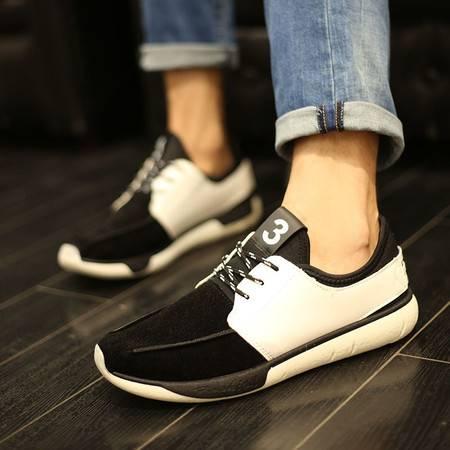 江云飞辉跃厂家直销Y05新款上市秋潮运动休闲火爆销售一件代发男鞋牛派