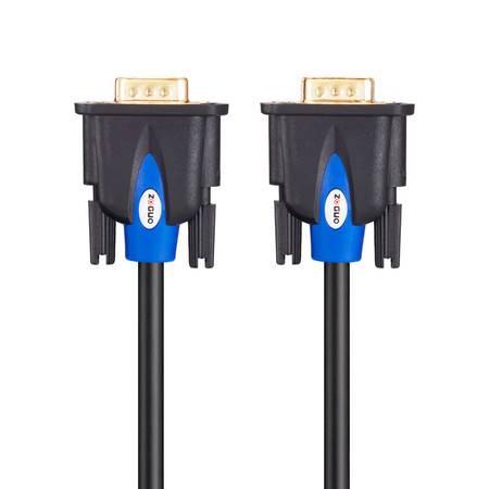中视讯VGA线3+9 电脑连接线2米 V-01-2