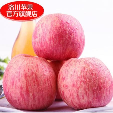 【洛川苹果】陕西苹果洛川苹果红富士苹果新鲜水果24枚85mm