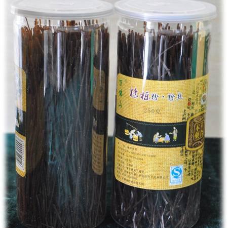 安徽大别山区舒城特产野生橡栗粉丝橡子粉丝栎子粉丝农家手工粉丝