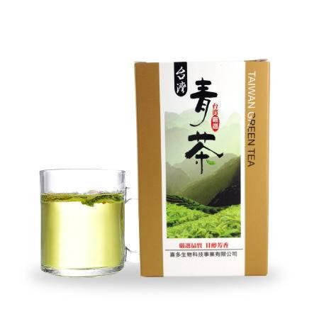 [台灣製造進口]台灣青茶80公克/盒