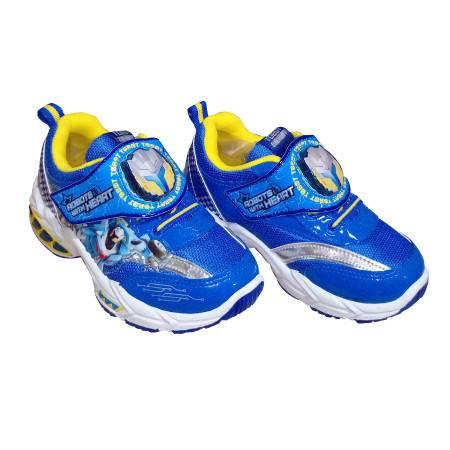 [台灣製造進口]機器戰士電燈鞋[藍]---金選台寶GO