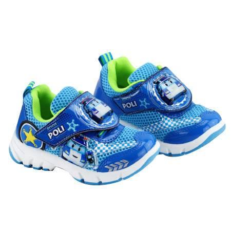 [台灣製造進口]POLI電燈鞋[3種顏色可選擇]---金選台寶GO