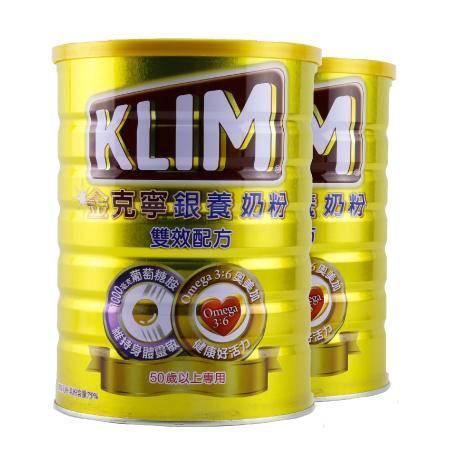 [買一送一]金克寧_銀養奶粉-雙效配方-1.5kg---金選台寶GO