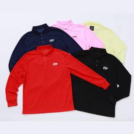 [台灣製造進口]ZMO_男經典長袖POLO---5種顏色可選擇