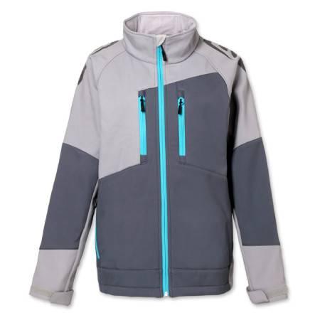 [台灣製造進口]ZMO_男戶外耐磨軟殼外套---2種顏色可選擇