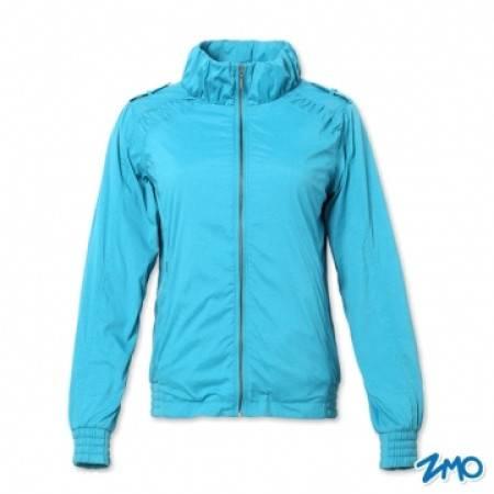 [台灣製造進口]ZMO_女款輕量麻花保暖外套---2種顏色可選擇