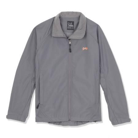 [台灣製造進口]女戶外夾克---天藍
