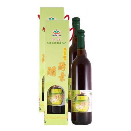[台灣製造進口] 台灣承煜_諾麗果酵素-750ml/瓶 買一送一