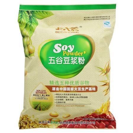 北大荒 东北大豆 非转基因大豆  优质五谷豆浆粉350g*2