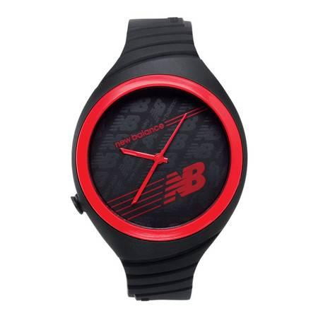 新百伦New Balance 个性设计斜纹时尚手表 户外运动休闲腕表28-502  两色可选