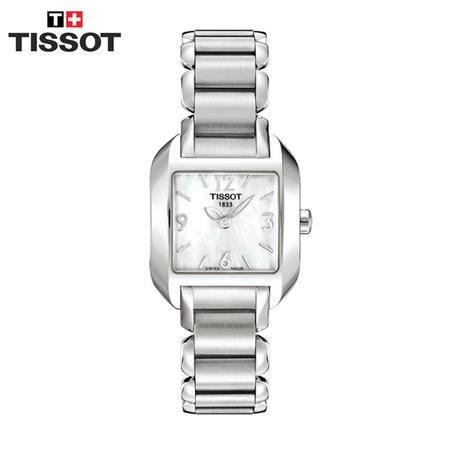 天梭Tissot-T-Trend系列  石英女表 腕表 T02.1.285.82