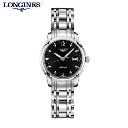 浪琴 Longines-索伊米亚系列  机械女表  腕表  L2.263.4.52.6