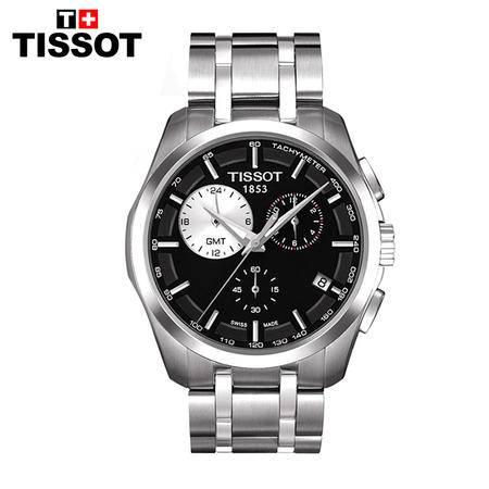 天梭 Tissot-库图系列   石英男表 腕表 男士手表 T035.439.11.051.00