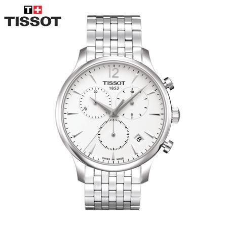 天梭 Tissot-俊雅系列 石英男表 腕表 T063.617.11.037.00
