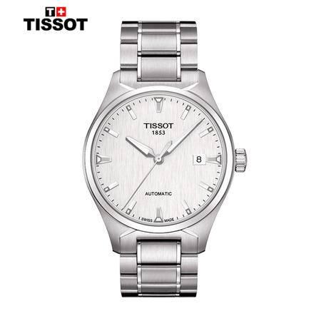 天梭 Tissot-天博系列   机械男表 腕表 男士手表 T060.407.11.031.00