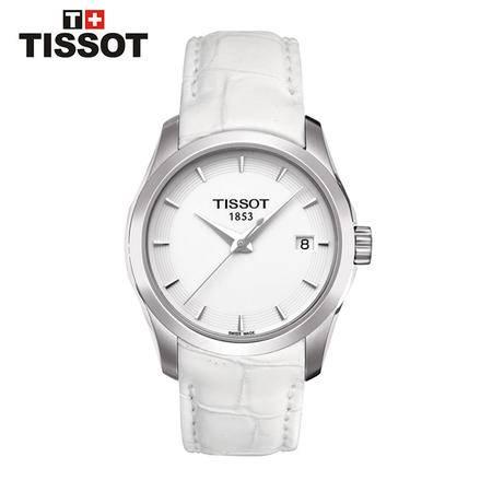 天梭 Tissot-库图系列 石英女表  腕表 女士手表 T035.210.16.011.00