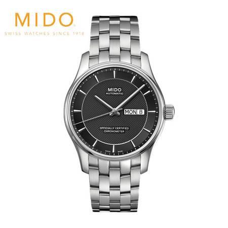 美度-布鲁纳系列  机械男表 腕表 男士钢带手表 M001.431.11.061.92