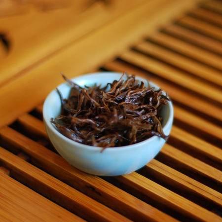 一亩塘 婺源红茶 长溪红韵 戴阿公家的红茶