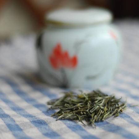 一亩塘 婺源绿茶 长溪仙枝 戴阿公家的茶