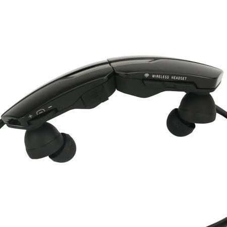 阿奇猫 Q42无线运动蓝牙耳机 入耳式 立体声 通用-黑色