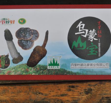 乌蒙山宝纸盒