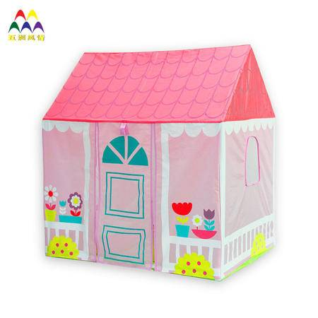 五洲风情 益智 儿童帐篷超大房子 宝宝室内公主游戏屋 新年礼物玩具