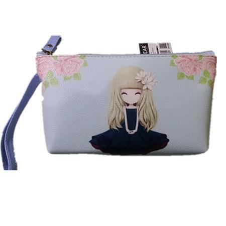 【郑州馆】可爱娃娃手包 包邮