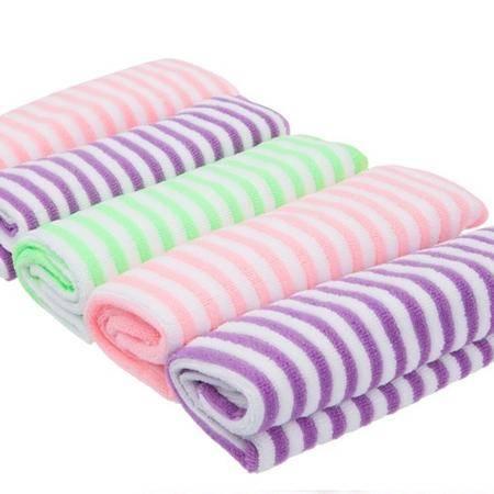 强净绚彩巾 厨房超细纤维毛巾多用擦拭巾 吸水不掉毛清洁布抹布