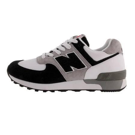 纽巴伦 新款百搭英伦男女运动鞋休闲跑步鞋 熊猫