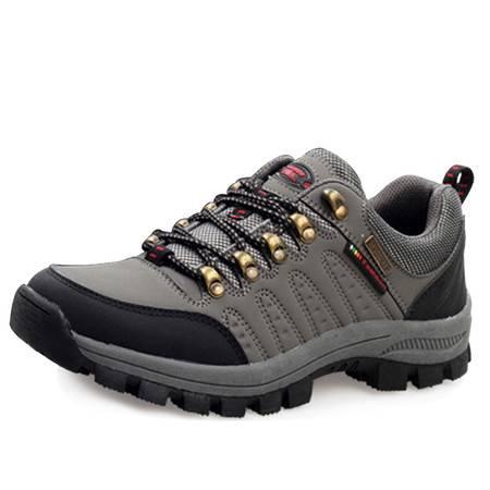 活力狼 新款户外登山鞋防水防滑保暖 1218